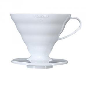 V60白色02樹脂濾杯 VD-02W